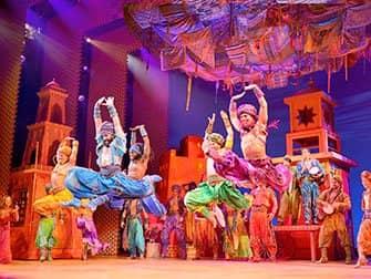 Aladdin Broadway billetter - Arabiens nat