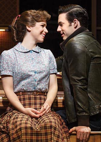 Beautiful: the Carole King Musical Broadway billetter - New York