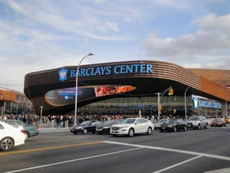 Brooklyn Nets billetter - Barclays Center