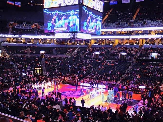 Brooklyn Nets billetter - Kamp