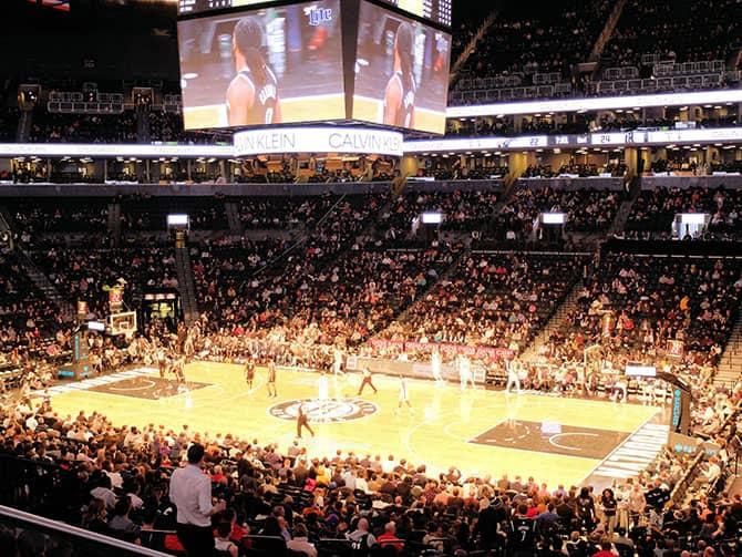 Brooklyn Nets billetter - Kampen