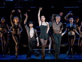 Chicago Broadway billetter - Dans