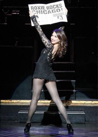 Chicago Broadway billetter - Roxie Hart