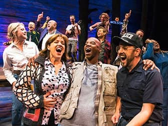 Come From Away Broadway billetter - Skuespillere