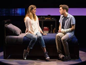Dear Evan Hansen Broadway billetter - Venner