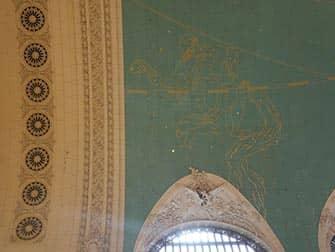 Grand Central Terminal - Loftsmaleri