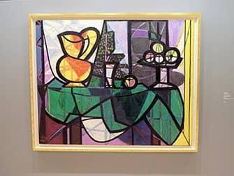 Guggenheim Museum i New York - Picasso