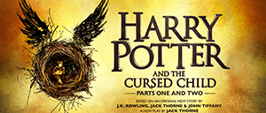 Harry Potter Broadway billetter