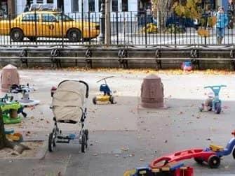 Legepladser i New York - Bleecker Playground