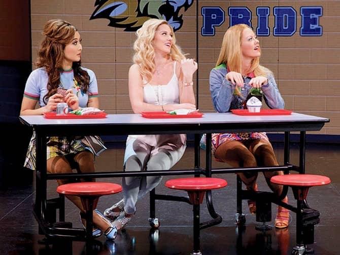 Mean Girls Broadway billetter - Frokost