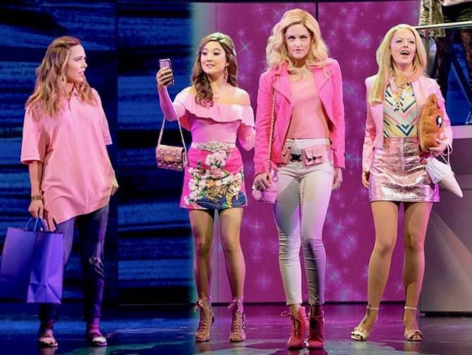 Mean Girls Broadway billetter - Pigerne