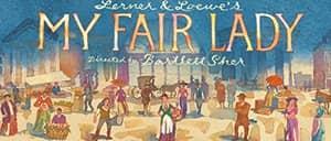 My Fair Lady Broadway billetter
