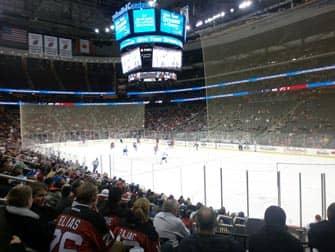 New Jersey Devils billetter - Banen