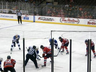 New Jersey Devils billetter - Ishockeykamp