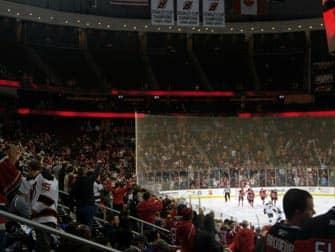 New Jersey Devils billetter - Publikum
