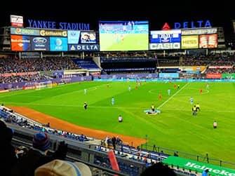New York City FC billetter - Yankee Stadium