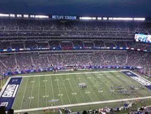 New York Giants billetter
