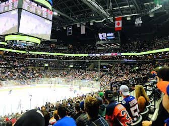 New York Islanders billetter - Barclays Center