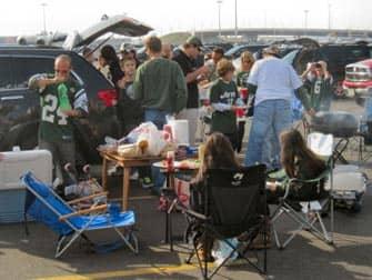 New York Jets billetter - BBQ
