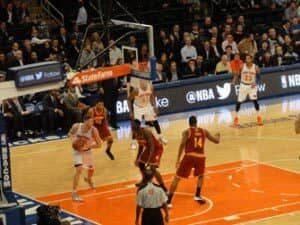 New York Knicks billetter