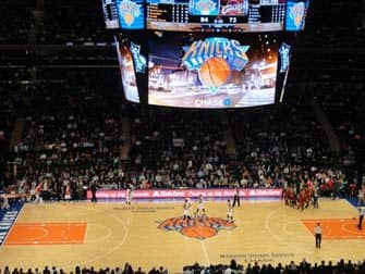 New York Knicks billetter - Basketkamp