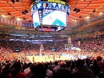 New York Knicks billetter - Madison Square Garden