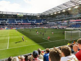 New York Red Bulls billetter - Banen