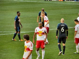 New York Red Bulls billetter - Thierry Henry