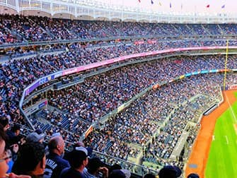 New York Yankees billetter - Stadion