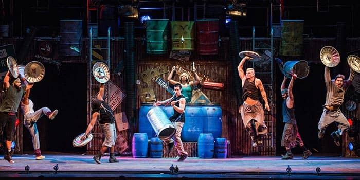 STOMP i New York billetter - Off-Broadway-show