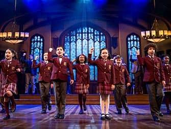 School of Rock Broadway billetter - Ensemble