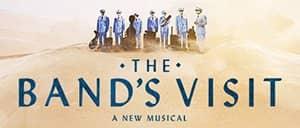 The Band's Visit Broadway billetter