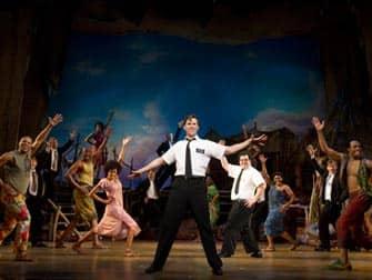 The Book of Mormon Broadway billetter - Musicalens skuespillere