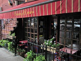 Vegetariske restauranter i New York - Caravan of Dreams