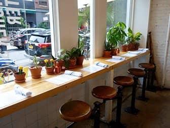 Vegetariske restauranter i New York - The Butcher's Daughter