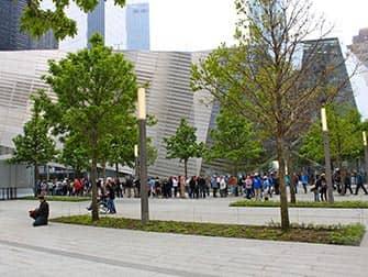 9/11 Memorial og Financial District guidet tur i New York - 9/11 Museum
