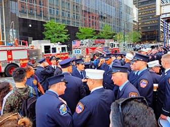 9/11 i New York - Brandfolk