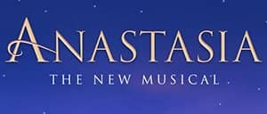 Anastasia Broadway billetter