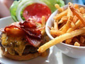 Bedste burger i New York