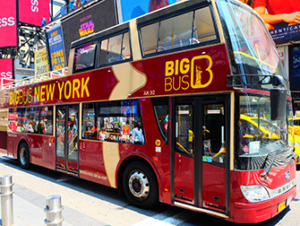 Big Bus i New York