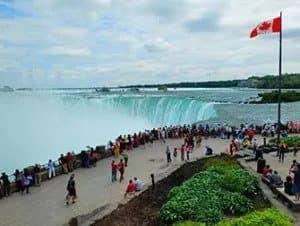 Canada, Niagara Falls og Finger Lakes 3-dages tur