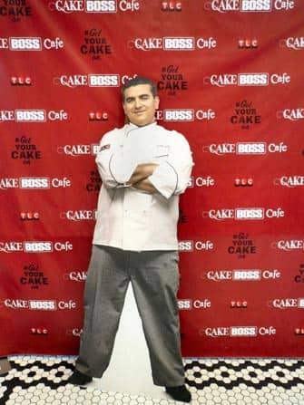 Carlo's Bakery Cake Boss i New York - Buddy Valastro