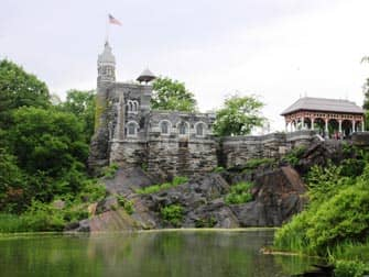 Central Park - Belvedere Castle