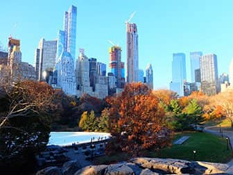 Central Park - Wollman Rink