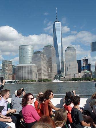 Circle Line Liberty Cruise - Freedom Tower