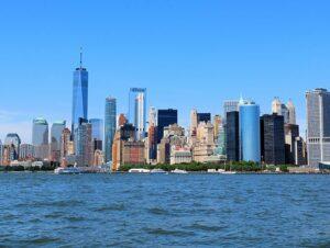 Cruise med frokost i New York