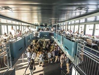 Cruise med middag på Hudson River i New York - Yacht