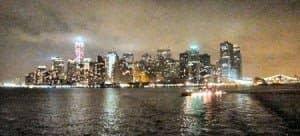 Cruise ved særlige lejligheder i New York