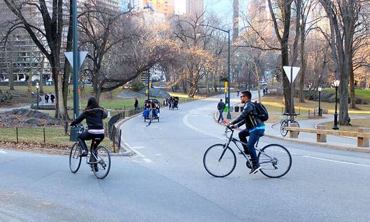 Cykel i New York