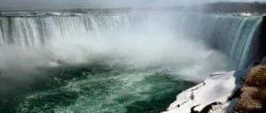 Dagstur fra New York til Niagara Falls med fly